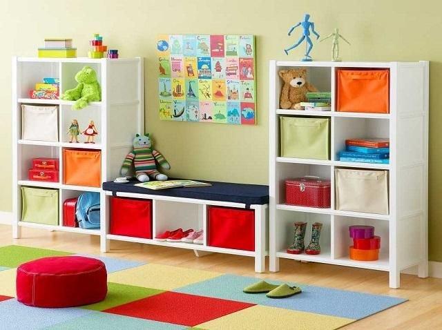 """Jak zařídit dětský pokoj a využít nábytek, který """"neroste"""" s nimi"""
