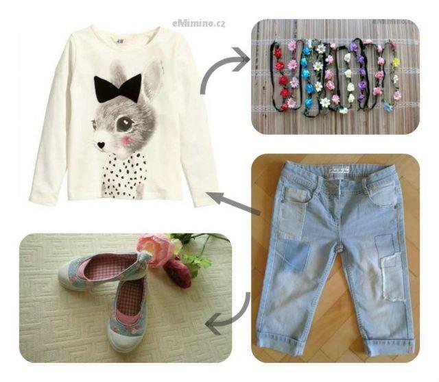 Naučte se kombinovat: Čtyři tipy na dětské (skoro)letní outfity