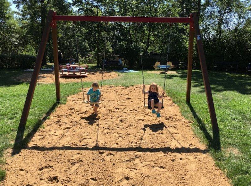 Dětské hřiště Pod Kapličkou: Království pro děti i rodiče