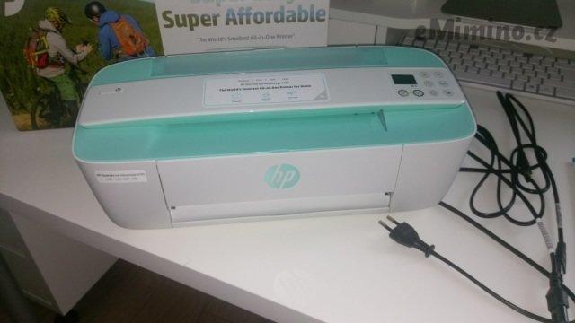 Testovali jsme: Nejmenší multifunkční tiskárna na světě