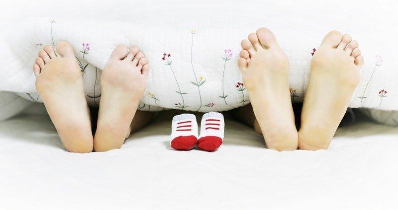 Nespíme spolu po tom, co se nám narodilo dítě