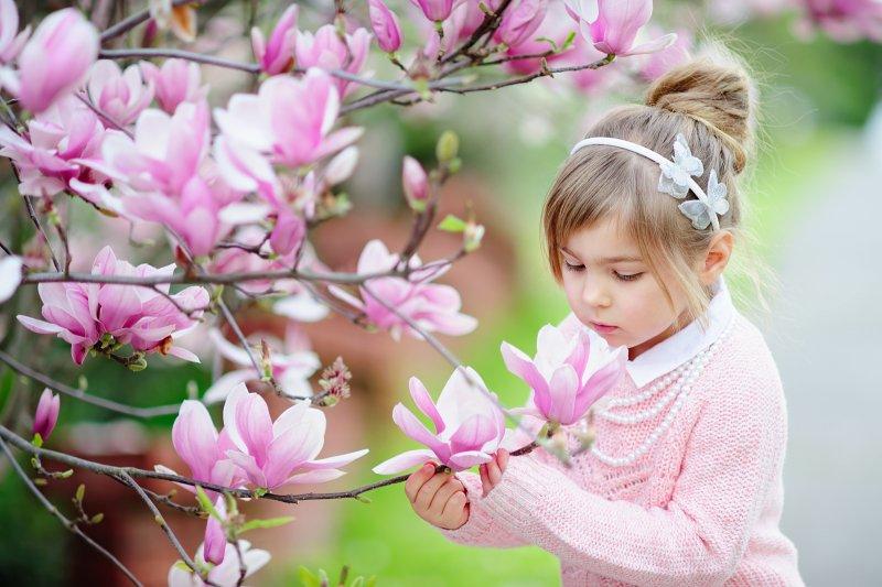 Vykvetlé jaro: Romantické kousky, které budou slušet vám i vaší ratolesti