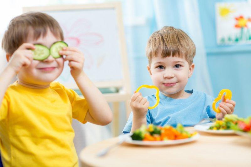 Děti a zdravá strava: Pozor, ať jim neškodí