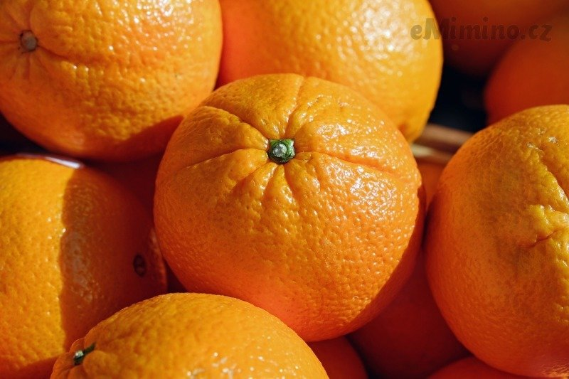 Druhá půlka pomeranče