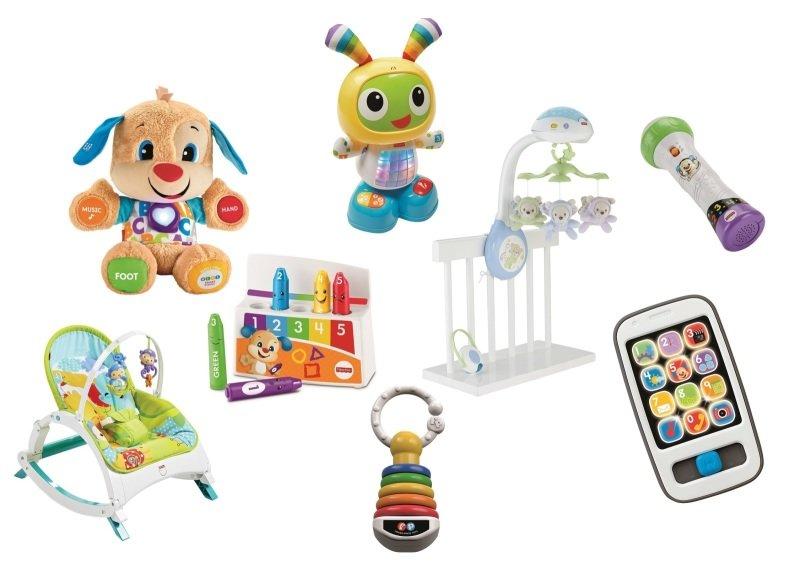 O tyhle i další krásné hračky můžete soutěžit!