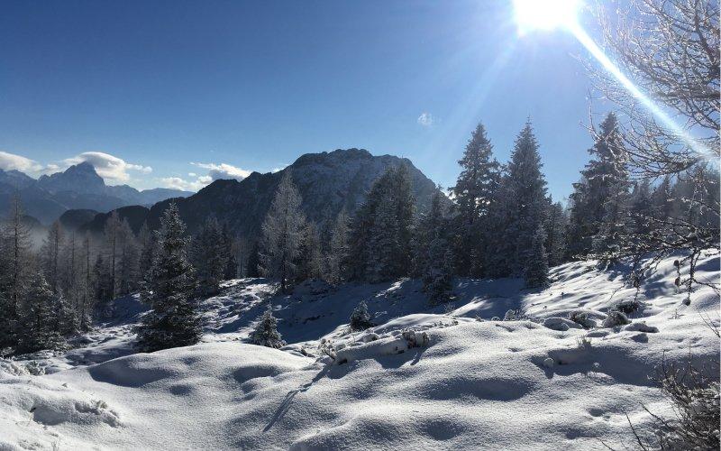 3 tipy, kam za sněhovou nadílkou o jarních prázdninách