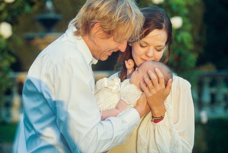 Otcem Liliina druhého dítěte je Karel Janeček. Zdroj: archiv Lilie Khousnoutdinové