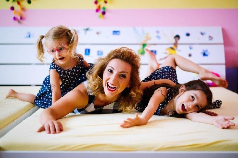 Anna Lukešová je maminkou dvou holčiček.