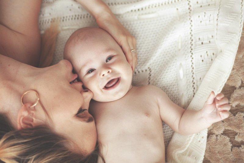 Spokojené bříško dělá spokojené miminko.