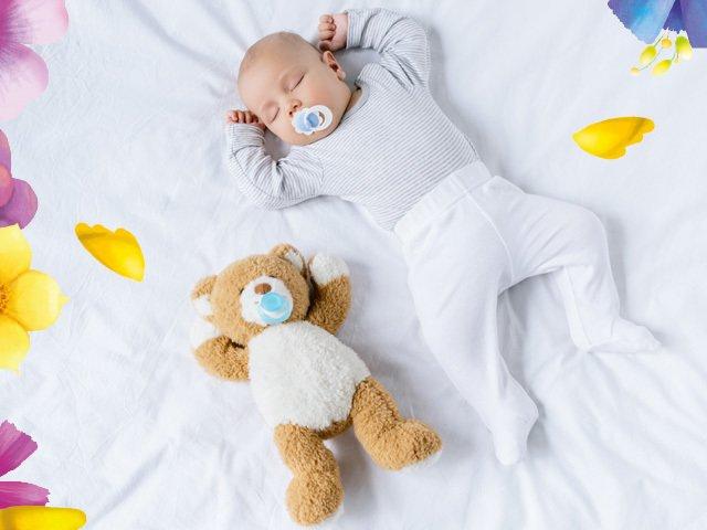 Dopřejte svému miminku klidný spánek bez alergií.