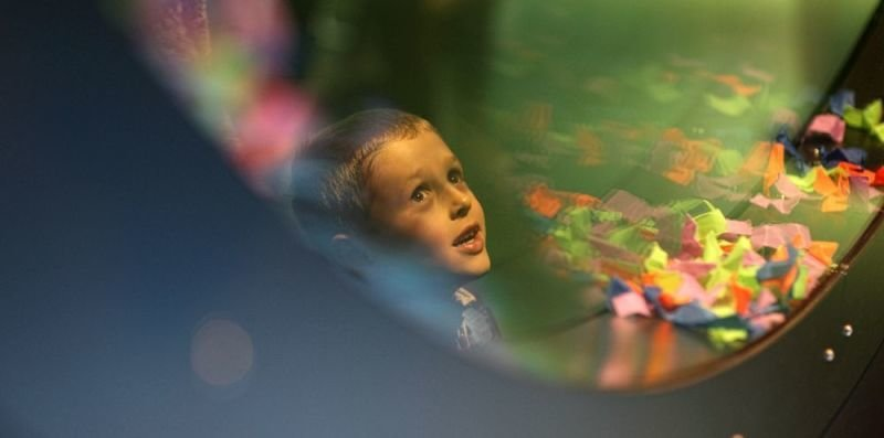 Dopřejte dětem fantastický zážitek plný úžasu.