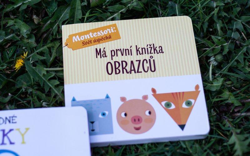Série knihy v duchu metodiky Montessori.