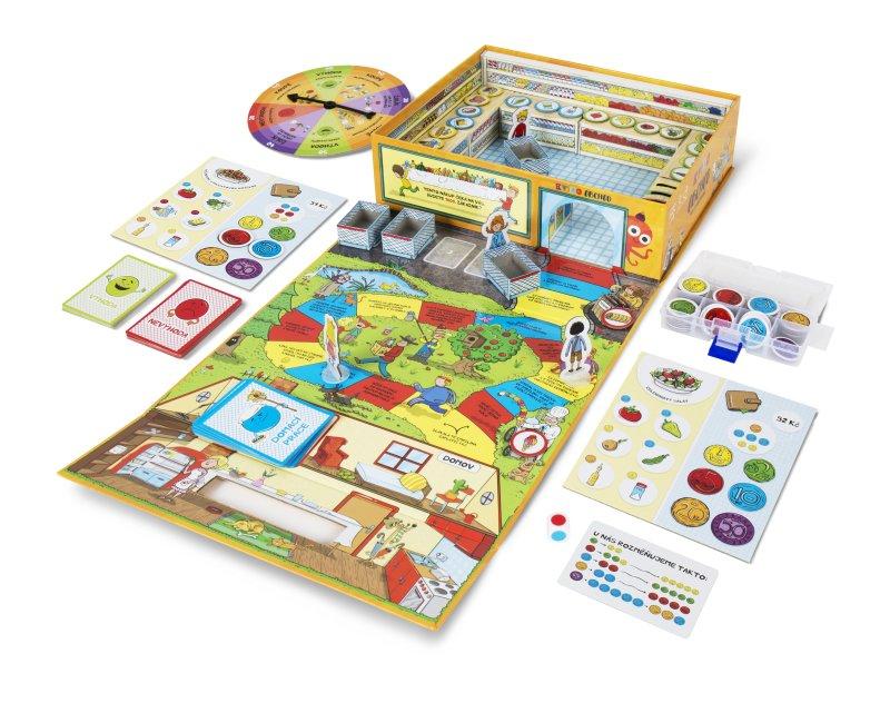 Rozvíjejte finanční gramotnost svých dětí pomocí hry.
