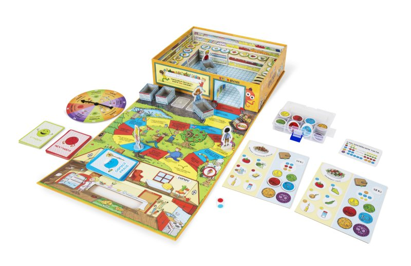 Hra Obchod naučí děti finanční gramotnosti.
