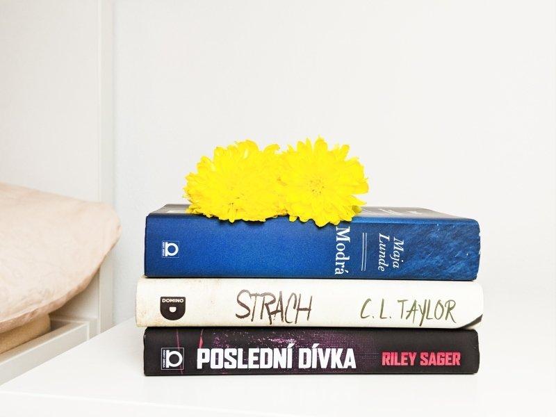 Jarní knižní nálož: Vyberte si to pravé ke čtení