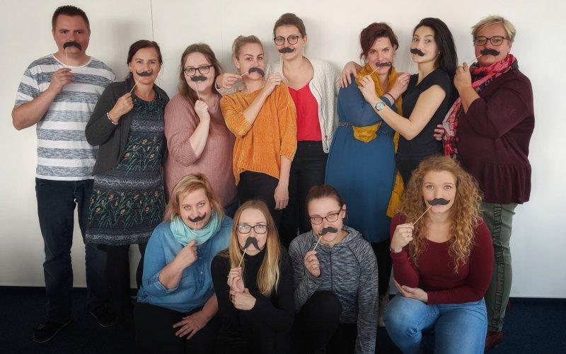 Movember: Knírem proti rakovině