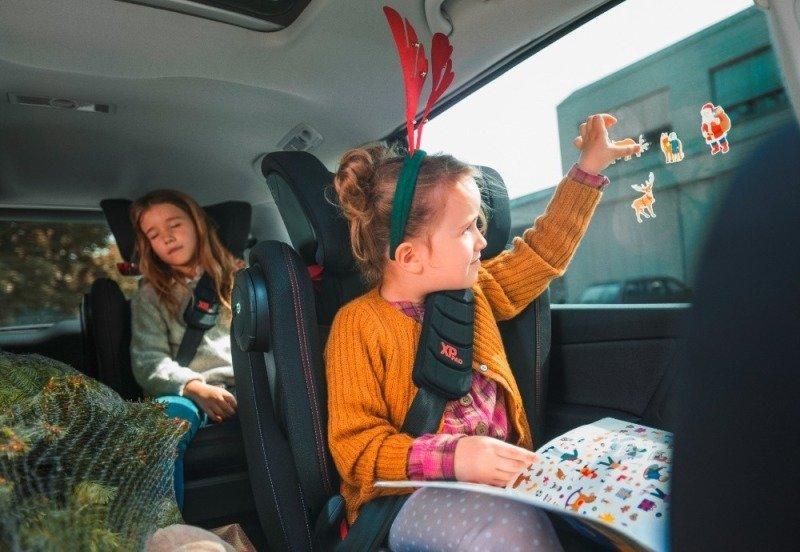 Autosedačka zajistí dítěti bezpečnost. Zdroj: Baby Direkt.