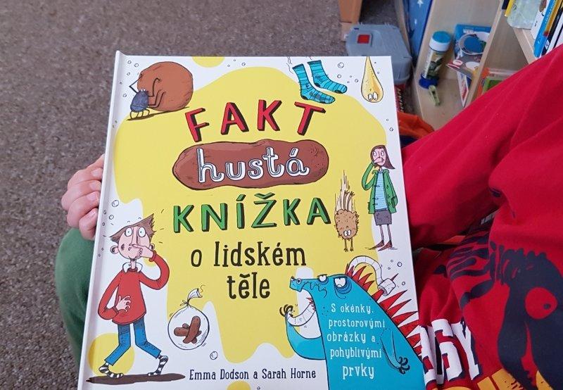 Tak tahle knížka je fakt hustá!