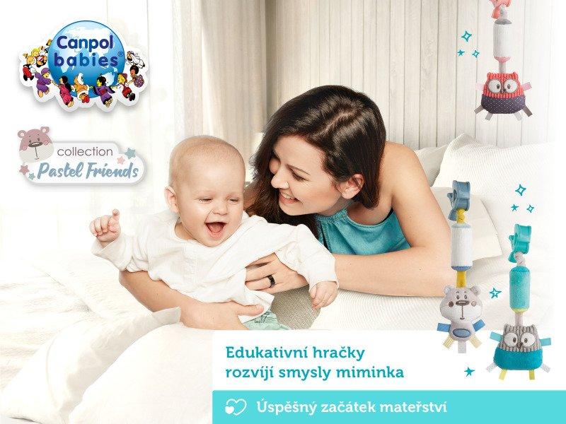 Klikněte sem a zapojte se do dalších denních soutěží. Zdroj: Canpol babies.