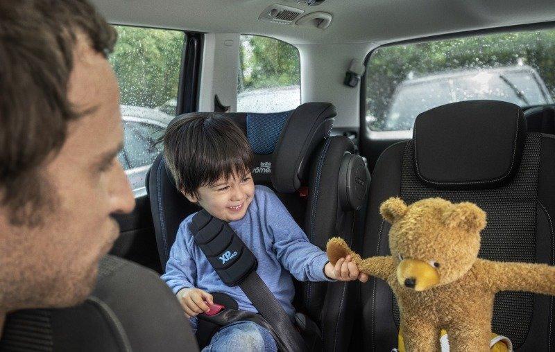 Nesprávně užívaná autosedačka dítě při havárii neochrání