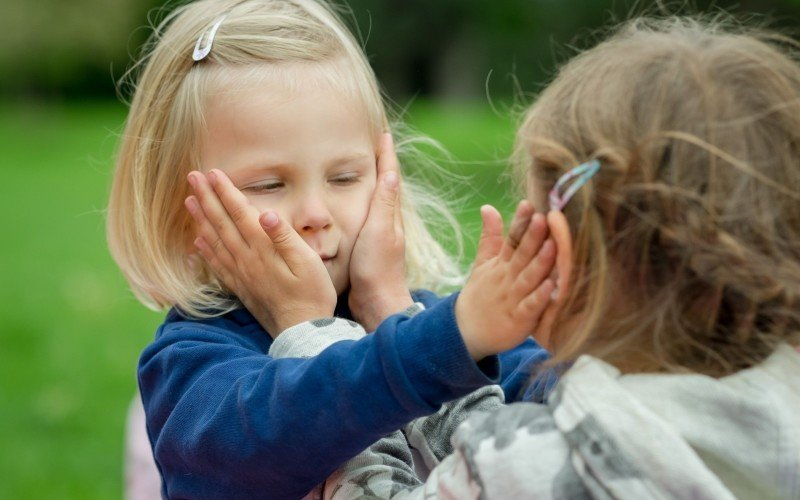 Bublinky jsou určené pro všechny děti. Zdroj: archiv Terezy Dědkové.