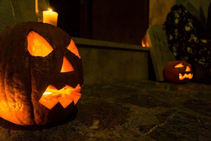 Halloween vznikl ze Samhainu. Zdroj: Profimedia.cz.