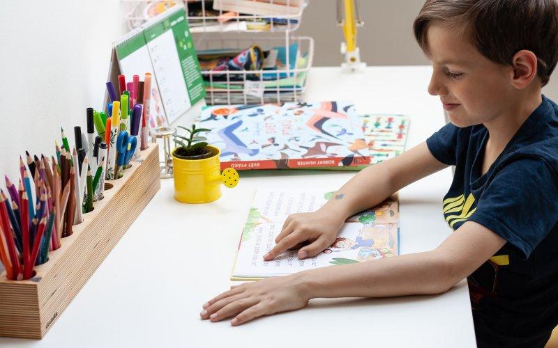 Co číst s dětmi? Knížky pro malé školáky