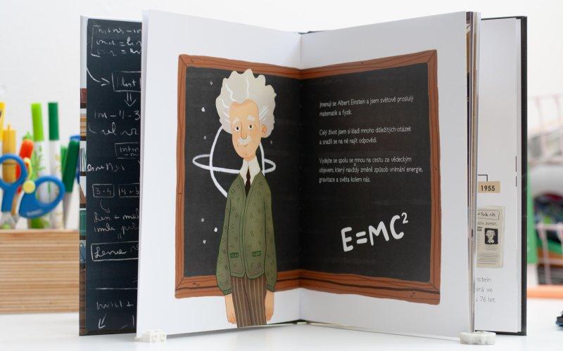 Jak žil génius Albert Einstein?
