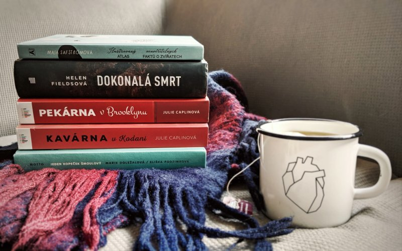 Podzimní čtení: Knížky, které vám zpříjemní chladné večery