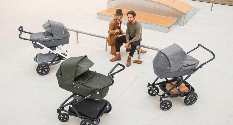 Výběr kočárku je důležitý krok. Zdroj: Baby Direkt.