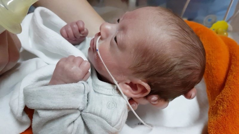 V nemocnici musela zůstat 99 dní. Zdroj: Denisa Binderová