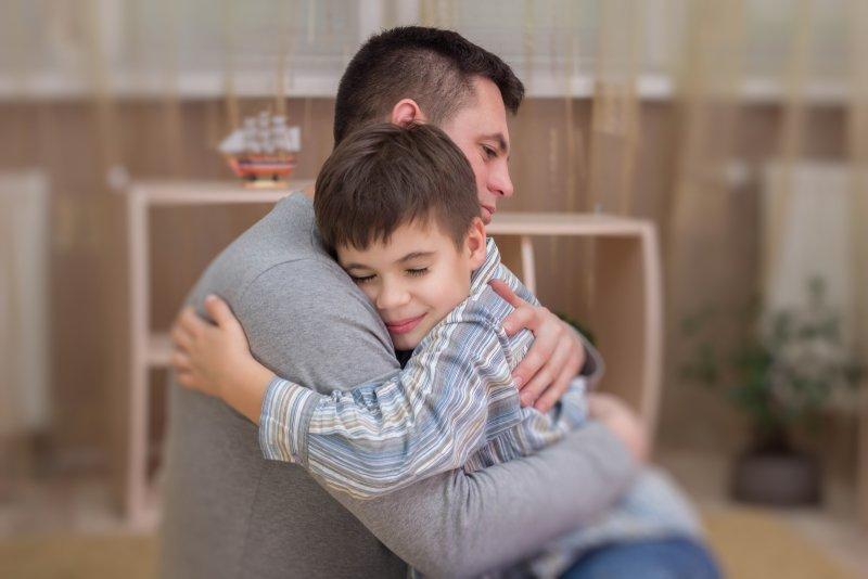Pokud situaci rodič nezvládne, měl by se umět omluvit. Zdroj: Shutterstock.