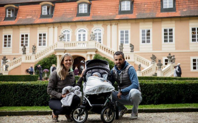 Na mateřství se nejde dopředu připravit, říká moderátorka pořadu Střepiny