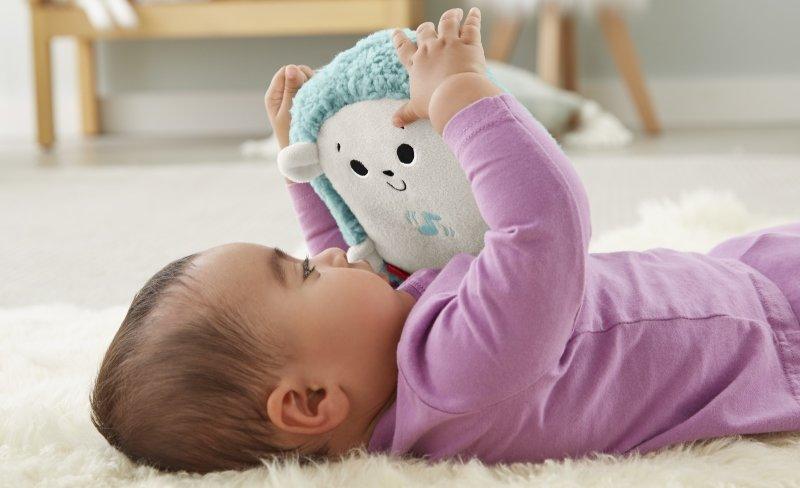 Ježeček s melodiemi bude nejlepší kamarád vašeho děťátka. Zdroj: Fisher-Price.com.