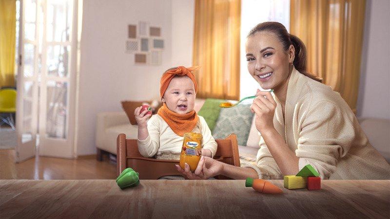Velký test BIO dětských příkrmů od Sunaru: Na testování hledáme 40 maminek
