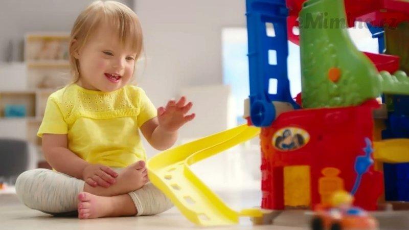 Děti s Downovým syndromem jsou jedinečné osobnosti. Zdroj: Profimedia