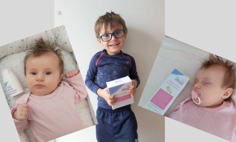 Dvě mámy, tři děti: Testujeme kosmetiku sebamed pro citlivou pokožku