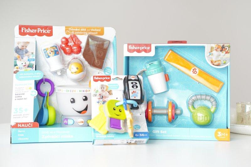 90 let s Fisher-Price: Ikonické hračky, které provázely dětstvím už naše babičky