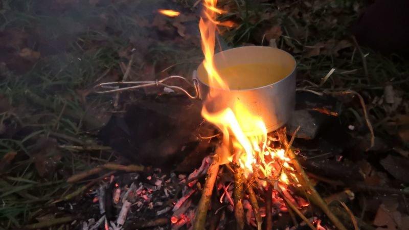 Polévky SALVEST Prestó jsou skvělou svačinkou i na výletech. Zdroj: Redakce.