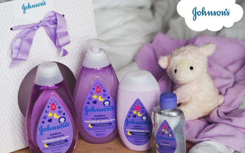 Otestujte s námi balíček kosmetiky JOHNSON'S®. Přihlášení je snadné