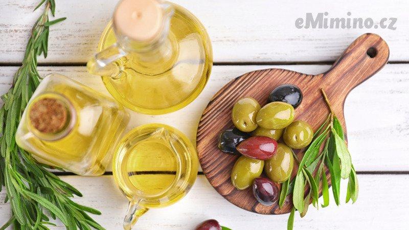 Oleje obsahují hlavně omega-6. Zdroj: Canva