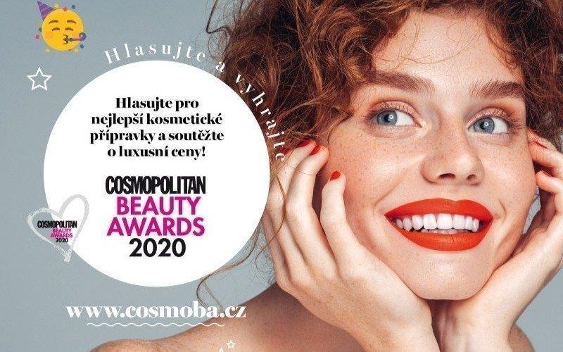 COSMO Beauty Awards 2020: Hlasujte a vyhrajte luxusní ceny
