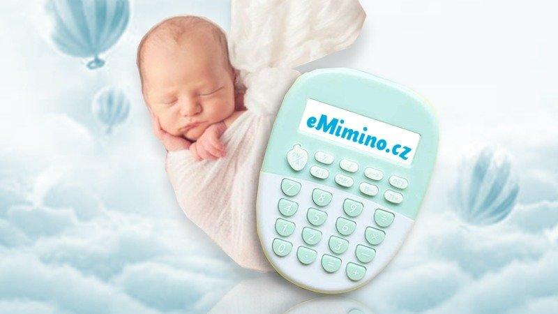 Těhotenské kalkulačky eMimina