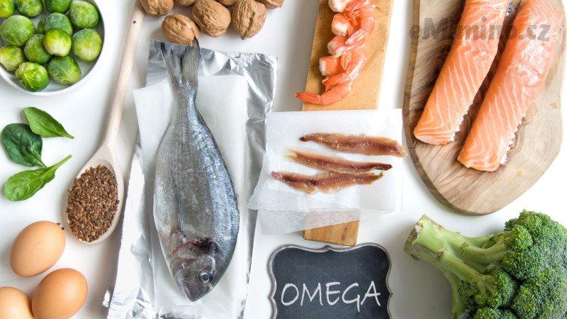 Omega-3 jsou obsaženy nejen v rybách. Zdroj. Canva