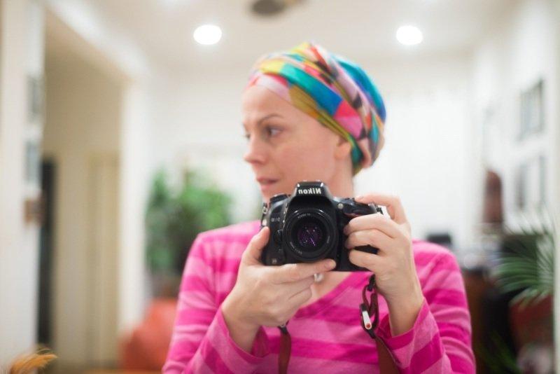 Rakovina prsu Anně převrátila život vzhůru nohama. Zdroj: Anna Ratkopf.