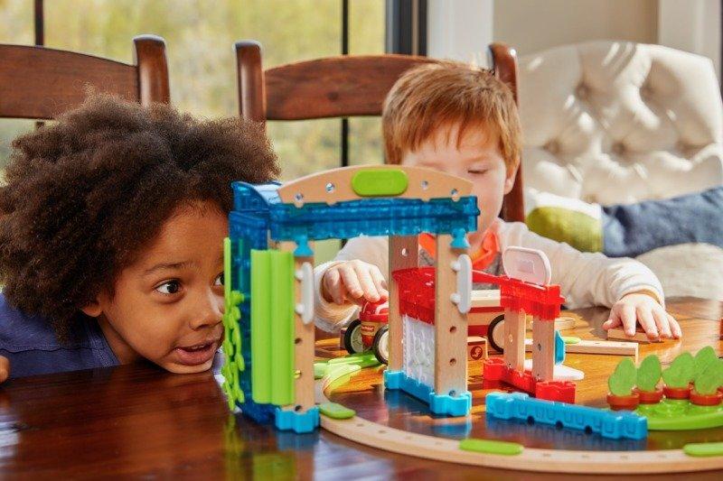 Hračky vyrobené pro děti na míru. Zdroj: Fisher-Price.