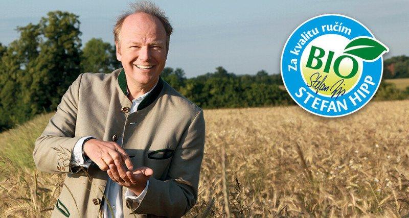 Podporujte udržitelné zemědělství i naši planetu. Zdroj: hipp.cz.