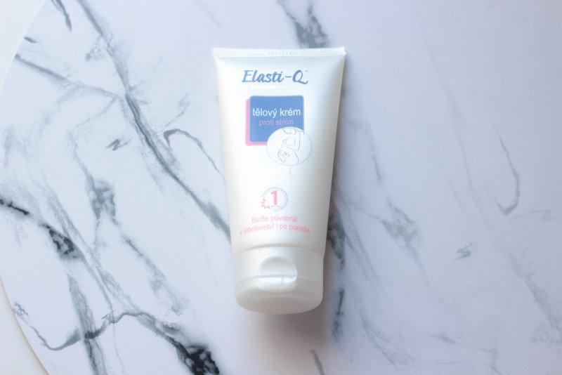 Elasti-Q Exclusive tělový krém k prevenci strií.