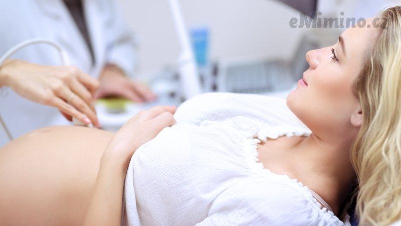 Vrozená vada plodu se diagnostikuje už v těhotenství. Zdroj: Ingimage