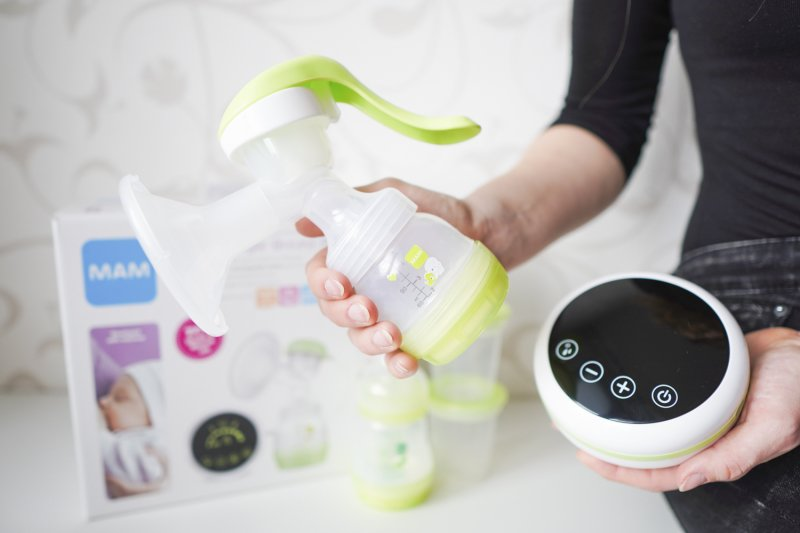 Které 3 testerky vyzkouší 2v1 Odsávačku mateřského mléka? Zdroj: MAM